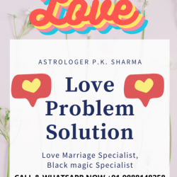 Love Problem Solution Specialist +91-9815389812