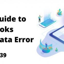 Get Rid Of QuickBooks condense data error Problems Once And For All